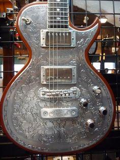 Tony Zemaitis Guitar