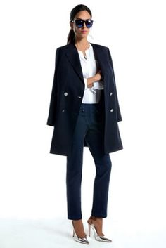Jenni Kayne means navy blue business this spring!