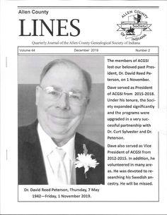 Allen County Genealogical Society of Indiana, Fort Wayne, Indiana. County Line, Free Education, Family History, Genealogy, Indiana, Presidents, Facebook, Family Tree Chart