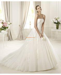 Wunderschön Designer Brautkleider aus Softnetz