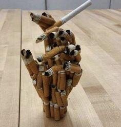Guys don't smoke it's bad Rauch Fotografie, Cigarette Aesthetic, Smoking Kills, Smoke Photography, Creation Art, 3d Fantasy, Unusual Art, Art Hoe, Aesthetic Grunge