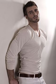 Giovanni (Justin Clynes)  I have the sudden urge to help him smooth out his shirt. For reasons.