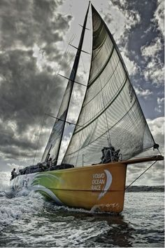 volvo ocean race sailing - Seatech Marine Products & Daily Watermakers