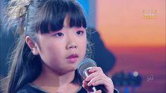 full HD | MELISSA KUNIYOSHI - Eien No Ai Ga Ima (Titanic) | 30/07/11 | Raul Gil