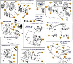 28 Best 99 04 Grand Cherokee WJ Parts Diagrams Images