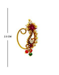 Nath Bridal, Bridal Jewelry, Mehndi Dress, Mehendi, Nose Jewelry, Jewelry Art, Nath Nose Ring, Maharashtrian Jewellery, Gold Mangalsutra Designs