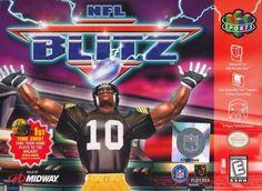 NFL Blitz (Nintendo 64, 1997)