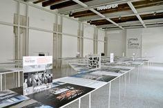 Lifting The Curtain. Central European Architectural Networks. Photo Simone De Iacobis