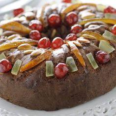 Retete culinare, Retete Prajituri - Reteta Panone - Prajitura Tipica Bolognesa de Craciun