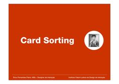 card-sorting-2259475 by Érico Fileno via Slideshare