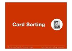 card-sorting-2259475 by Érico Fileno via Slideshare