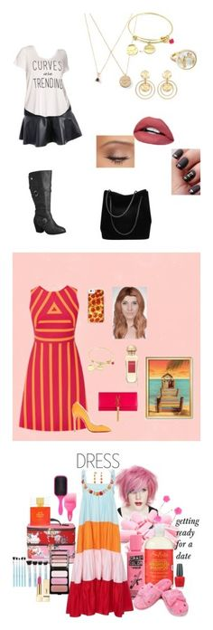 We love.... by eternal-collection on Polyvore featuring Boutique+, Avenue, Aéropostale, Carolina Bucci, Kenneth Jay Lane, Gucci, Versace, Christian Louboutin, Yves Saint Laurent and Casetify