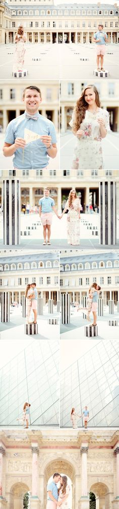 """Known as """"The City of Love"""", who could ask for a better honeymoon destination than Paris? Even more spectacular than its iconic sights is the city's rich culture and incredibly romantic atmosphere. When Patrick susprised Courtney with a honeymoon photoshoot in Paris, her heart was filled with excitement and joy. The sweet newlyweds (who both …"""