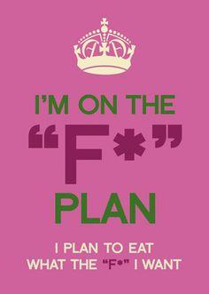F Plan.... Queenstown Cards by Czar Catstick, BigFatArts.com