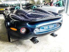 Jaguar Trust - XK 180