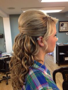 Homecoming Hairstyles Down Unique Prom Hair Love The Top But Would - formal hairstyles unique college formal hairstyles Dance Hairstyles, 2015 Hairstyles, Homecoming Hairstyles, Formal Hairstyles, Pretty Hairstyles, Wedding Hairstyles, Amazing Hairstyles, Hairstyles Videos, Wedding Hair And Makeup