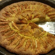 Omenapiirakka (vehnätön)