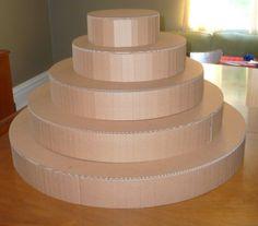 Artsy Lydia - DIY Cupcake Stand