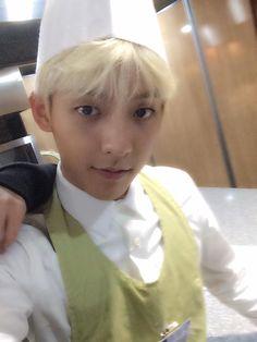 Minhyuk twitter update ♡