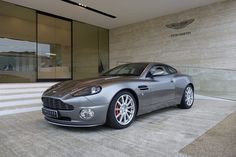 Aston Martin Works  · This 2007 Vanquish S was handcrafted at Works in the last year of the models' production. Ten years on it returns and is available in our Heritage showroom. Enquire here: http://www.astonmartinworks.com/contact/general