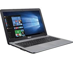 The Asus 15.6-Inch Flagship Premium Laptop comes with a Smart dual-core Intel CoreTM i3-5020U (2.20 GHz) processor, 4GB 1600 MHz DDR3L SDRAM, 1TB 5400 RPM Hard Drive, SuperMulti DVD/CD burner, built-in media reader, 1 USB 3.0, 1 USB 2.0, 1 USB Type C and 1 HDMI, which makes this everything you need!