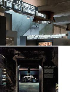 Ruhr Museum Signage.