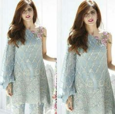 She's so cute  Mawra Hocane Gorgeous Luxurious Embroidered Brand Shoot! #Beautiful #Cute #Pretty #Adorable PakistaniCouture #PakistaniActresses