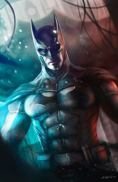 * Speed Painting Video: youtu.be/LNQBkkDClfg Aside from its graphic quality and storytelling, the thing that impressed me the most in Batman Arkham Knight was the hallucinations that...