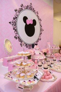 Minnie Mouse Birthday Party Ideas | Photo 8 of 17 | Catch My Party