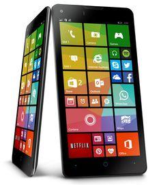 GoFone GF47W with Windows Phone 8.1