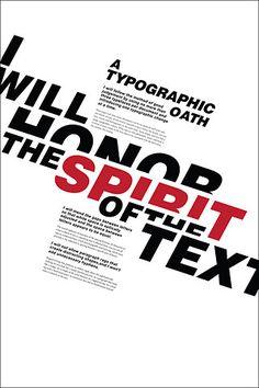 Typography Mania #19 | Abduzeedo | Graphic Design Inspiration and Photoshop Tutorials