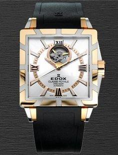 Classe Royale Open Heart Automatic Edox