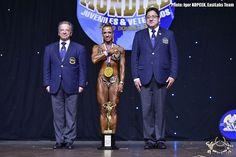 Culturismo | La barakaldesa Eva Berenguer, campeona del mundo Bodyfitness Máster