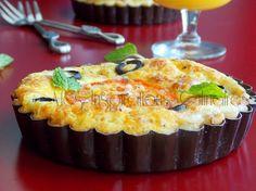 Tarte au thon et tomates séchées | Le Blog cuisine de Samar