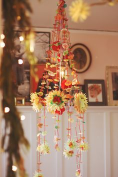 Pajakis are a traditional Polish folk art made to look like elaborate spiderwebs.