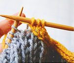 Attached I-Cord I Cord, Fingerless Gloves, Arm Warmers, Knitting, Fingerless Mitts, Tricot, Breien, Stricken, Weaving