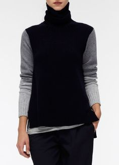 Vince sweater - Coastal Blue