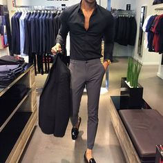 """3,487 Likes, 16 Comments - The Highest Men's Fashion® (@highestmenfashion) on Instagram: """"Follow @higheststreetfashion  for the highest fashion pics ✔ . Outfit by @pilocas84 What do…"""""""