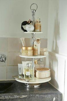 Bathroom Decorating – Home Decorating Ideas Kitchen and room Designs Bathroom Interior, Interior Design Living Room, Bathroom Counter Decor, Bathroom Tray, Vanity Decor, Bathroom Organisation, Tray Decor, Bath Decor, Bathroom Inspiration