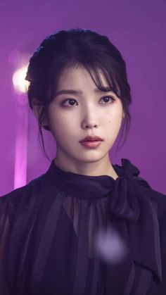 Korean Actresses, Korean Actors, Iu Twitter, Iu Hair, Luna Fashion, Korea Fashion, Korean Beauty, K Idols, Beautiful Actresses
