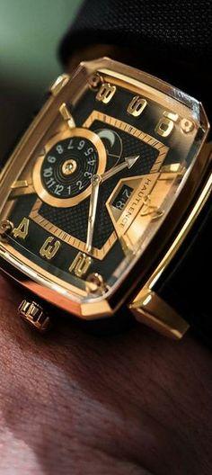 Hautlence luxury design  | LBV ♥✤ | KeepSmiling | BeStayHandsome