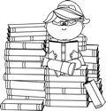 Black and White Superhero Girl Bookworm - Make Reading is my Superpower bookmarks! Superhero Images, Superhero Kids, Super Hero Activities, Teacher Door Decorations, Super Reader, Teacher Doors, White Boys, Classroom Organization, Super Powers