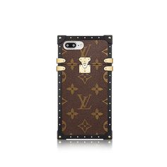 Eye-Trunk for Iphone 7 Plus Monogram Canvas - Small Leather Goods | LOUIS VUITTON