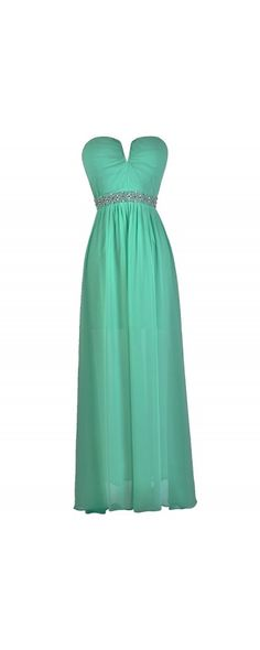 Lily Boutique Bursts of Beading Embellished V Dip Maxi Dress in Jade, $52 Jade Green Beaded Maxi Dress, Cute Maxi Dress Online, Jade Green Bridesmaid Dress www.lilyboutique.com