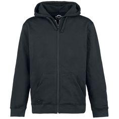 "Black Premium by EMP Kapuzenjacke ""Basic Zipper"" schwarz • EMP"