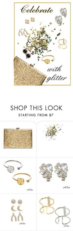 """""""Celebrate"""" by parklanejewelry on Polyvore featuring Topshop"""