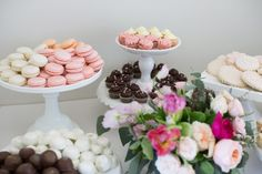 Inside a Top Fashion Blogger's Elegant Baby Shower via @domainehome