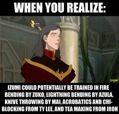 Lightning from Iroh, not Azula, imo Avatar Airbender, Avatar The Last Airbender Funny, The Last Avatar, Avatar Funny, Korra Avatar, Team Avatar, Got Anime, Atla Memes, Manga Anime