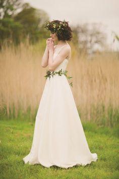 Autumn bridal shoot at Ballymagarvey Village Irish Wedding, Bridal Shoot, Confetti, One Shoulder Wedding Dress, Wedding Venues, Autumn, Plus Fashion, Wedding Dresses, Floral