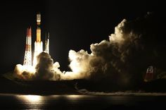 Japan supplies to ISS :-)